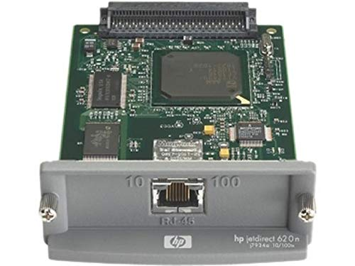 Hewlett Packard Refubish Jetdirect 620n Fast Ethernet 10/100Base-TX Server (J7934A)