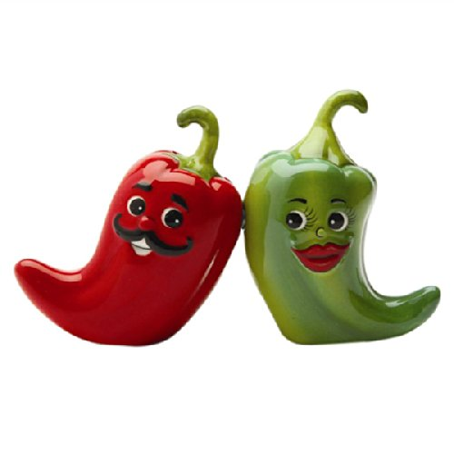 Hot Pepper Shakers - 3