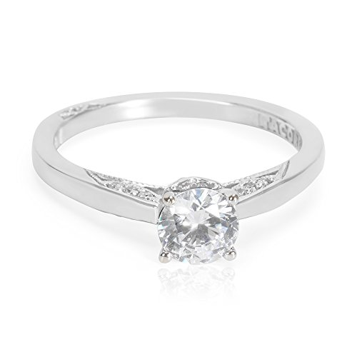 BRAND NEW Tacori Engagement Ring Setting in 18K Gold 3002 3000 RD 5.5 (0.09 CTW) ()