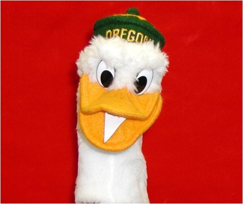 Oregon Duck Putter Cover
