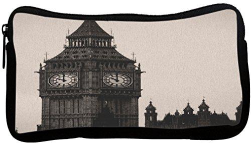 Rikki Knight Vintage Big Ben Clock Tower Design Neoprene ...
