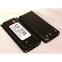 2 x KNB-29N KNB-30A Battery for KENWOOD ProTalk TK-2200 TK-2300 TK-3200 TK-3300