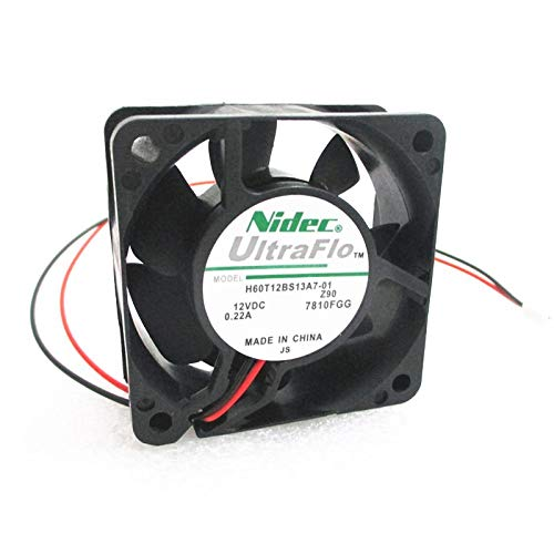 Original for Nidec UltraFlo H60T12BS13A7-01Z90 DC12V 0.22A Inverter Fan by dexiang