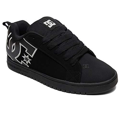 Graffic Se Shoes Low Sneaker Men's Black Top Xkkw Dc Court xqw7ftTqI