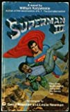 Superman III, William Kotzwinkle, 0446306991
