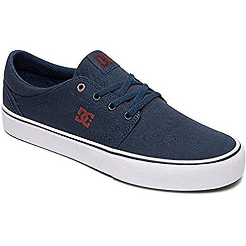 Dark Teal Skate Trase TX DC Unisex Men's Shoe YHT8qT