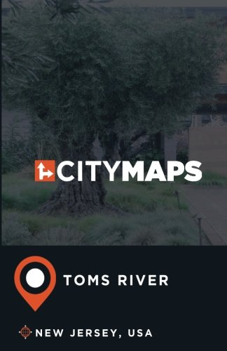 City Maps Toms River New Jersey, - New Jersey Toms River