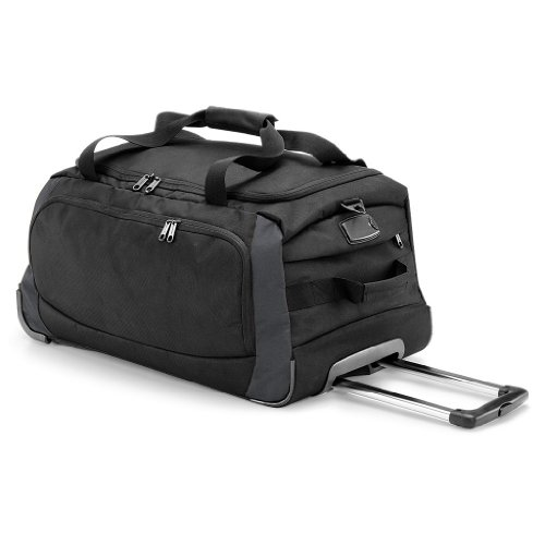 Quadra Reisetaschen-Trolley 'Tungsten' QD970, Farbe:Black/Dark Graphite