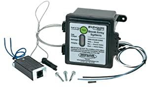 Amazon     Hopkins    20119    Engager    SM BreakAway System with Battery Meter and 44  Switch  Automotive