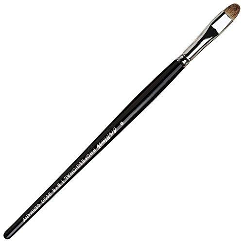 (da Vinci Cosmetics Series 9620 Professional Eyeshadow Brush, Russian Red Sable, Size 8, 13.8 Gram)