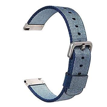 20 mm Xiaomi reloj banda Sikai correa de repuesto de nailon ...