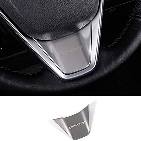 Toyota Camry Accessories >> Amazon Com Gift 4car Stainless Steel Car Steering Wheel
