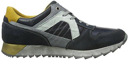 s.Oliver 13605, Zapatillas para Hombre Negro (BLACK COMB 98)