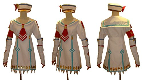 [makura Women's cos773Monster Hunter 3G Ultimate Casey Kanban musume (XXXL)] (Monster Hunter Cosplay Costume)
