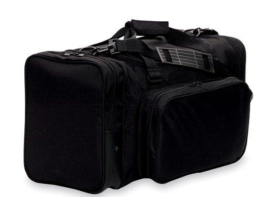 ブラックサッシデザインSD622ブラックチームダッフルバッグ22 '' B00E9GBKL4