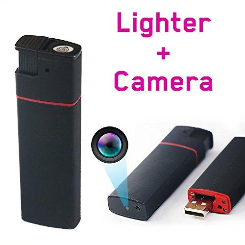 Hidden Spy Camera - 1080P HD, Lighter & Camera 2in1, Multi-functional