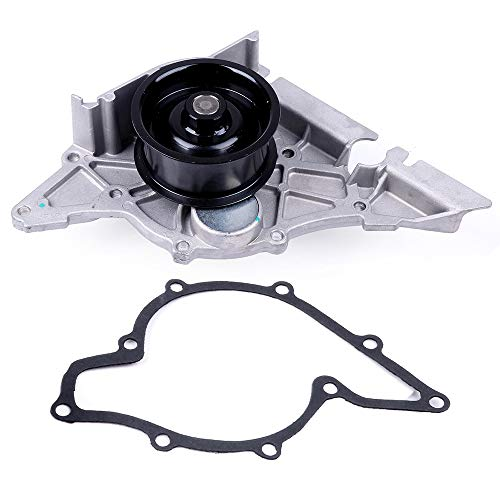 ECCPP Water Pump With Gaskets AW9333 Pump Fit for 1995 Audi 90,1996 1997 1998 Audi A4 Quattro,1995 1996 Audi A6,1995 1996 1997 1998 Audi Cabriolet,2004 2005 Volkswagen ()