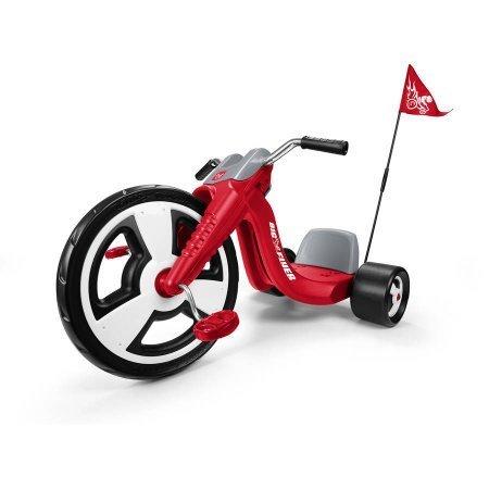 Radio Flyer Big Flyer Sport Trike, Red (Big Wheel)
