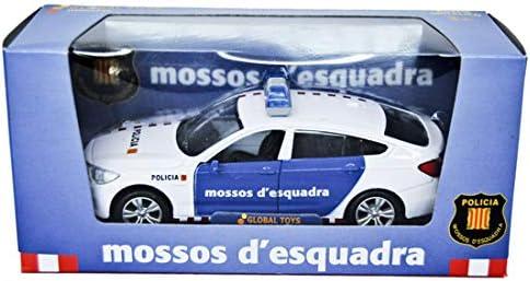 Kiddus Coche Miniatura Mossos d´Esquadra 1:43: Amazon.es: Juguetes ...