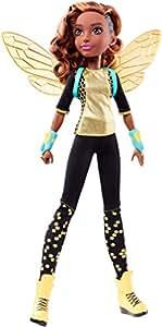 "Mattel DC Super Hero Girls Bumble Bee 12"" Action Doll"