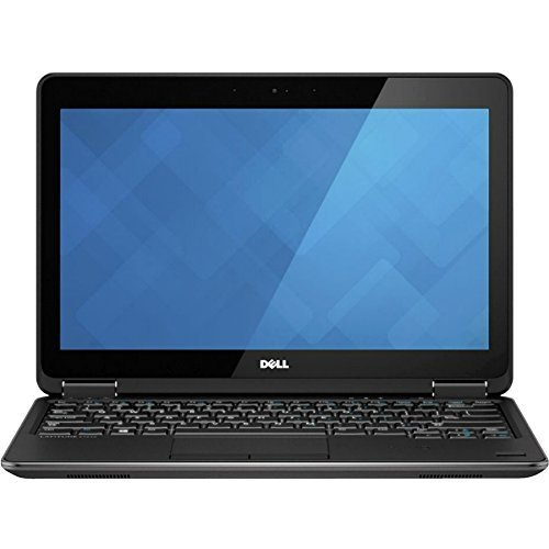 Dell Latitude E7240 12.5in Business Laptop, Intel Core i5-4300U, 8GB DDR3L RAM, 256GB SSD, Windows 10 Professional (Renewed)