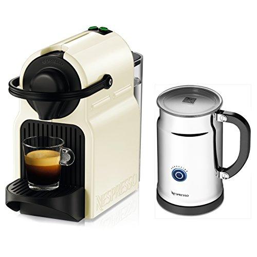 Nespresso Original Line Inissia C40 Espresso Maker Bundle ...