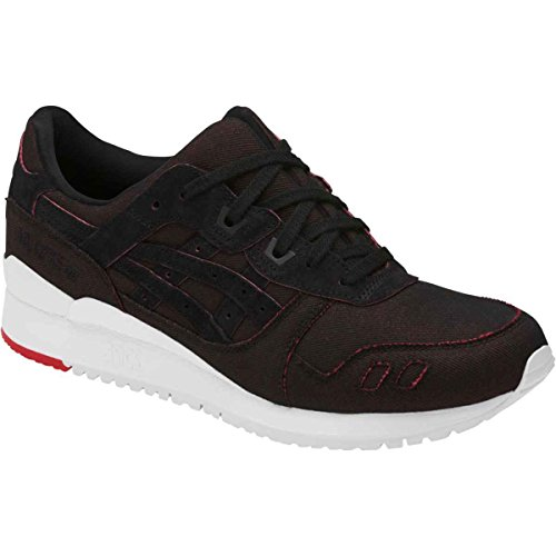 Asics Tiger Heren Gel-lyte Iii Black / Black 6