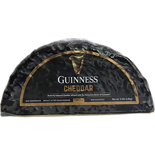 Guinness Cheddar Cheese, 3.5 lbs by Guinness (Image #1)