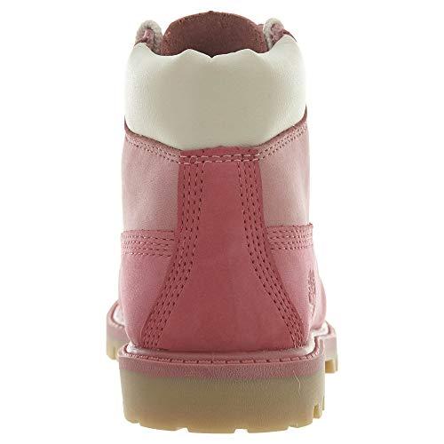 Junior Premium Pink Boot Mixte Timberland Tgqtf