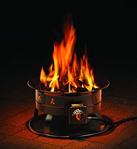 Outland Firebowl 823 Outdoor Portable Propane Gas Fire Pit ... on Outland Firebowl Propane Fire Pit id=44103