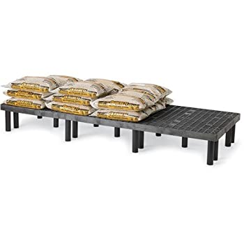 Dunnage-Rack 36 x 24 x 12 Vented Storage Rack