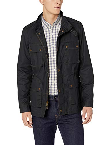 Amazon Brand - Goodthreads Men's Moto Jacket