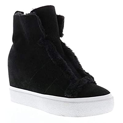 Very Volatile Women's Furryba Sneaker | Fashion Sneakers