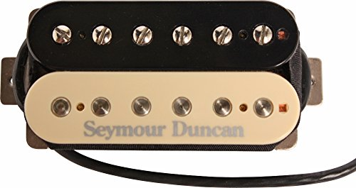 Seymour Duncan SH-2N Jazz Model Pickup Black/Cream - Neck Pickup Cream