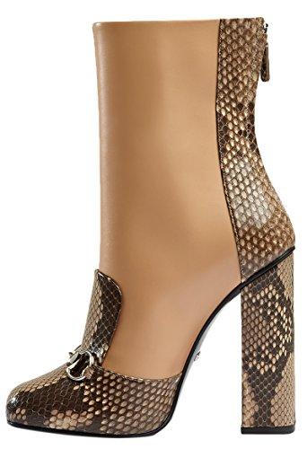 Scarpe Donna Sandali Designer Tacco Alto Stiletto Pumps 3848 NERO 38