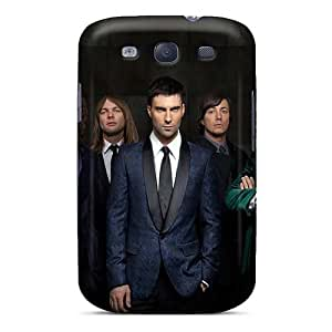 Protective Hard Phone Case For Samsung Galaxy S3 With Allow Personal Design High-definition U2 Image LauraAdamicska