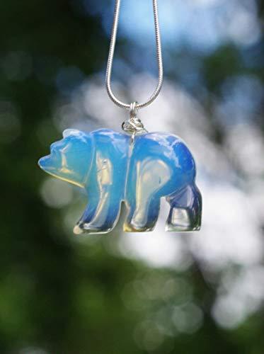 polar bear necklace - 6