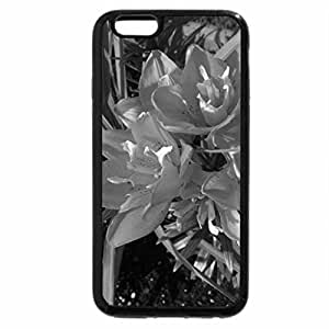 iPhone 6S Case, iPhone 6 Case (Black & White) - A Flower cannot blossom without Sunshine 09