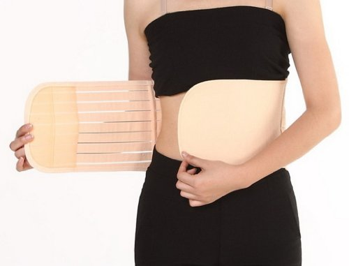 Elástico cuerpo cinturón EQMUMBABY cinturón transpirable diseño con texto de dar a cinturón corsetería después de re-shaping slim cinturón Pelvis de techo cinturón dieta poner y quitar el pelo de la