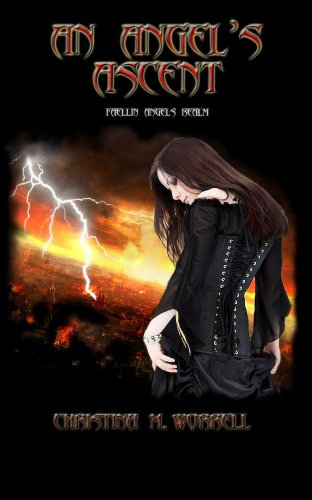 An Angels Ascent (Faellin Angels Realm Book 1)