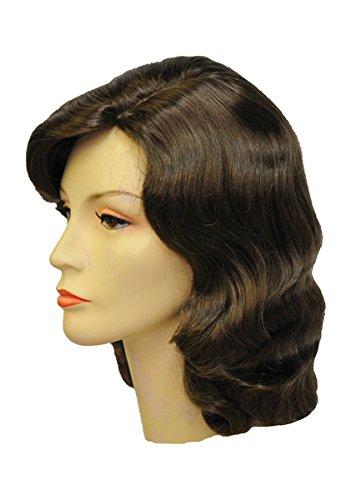 Morris Costumes Adult 1940s Vamp Wig