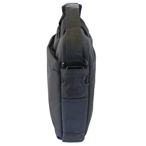 3475NY01 Dermata Laptoptasche schwarz