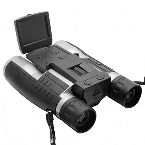 Télescope HD / 12x Magnification / Appareil Photo Sportif / Caméra Vidéo Caméra Vidéo,Black