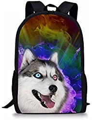 Coloranimal Personalized 3D Animal School Backpacks for Kids