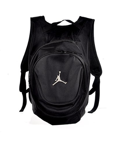 Jordan Boys Black Court Time Backpack