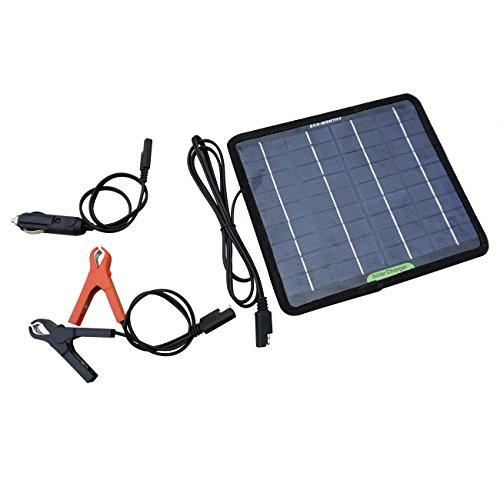 Best Solar Car Battery Charger - 8