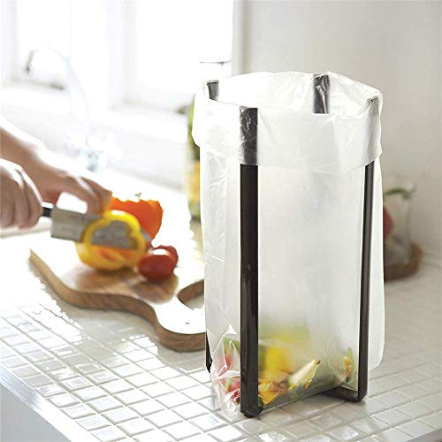 Hot Sale!DEESEE(TM)Home Tower Kitchen Multifunction Stand Plastic Bag Holder Cup Bottle Drain Rack ()