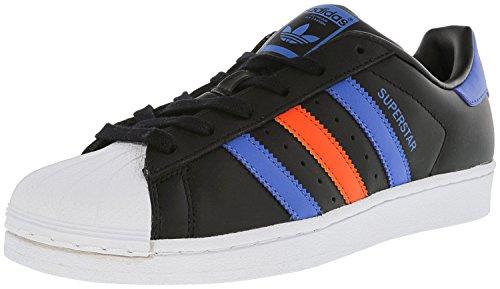 white J Garçon Mode Superstar Basket Blue Adidas Black 0wqzTTSx