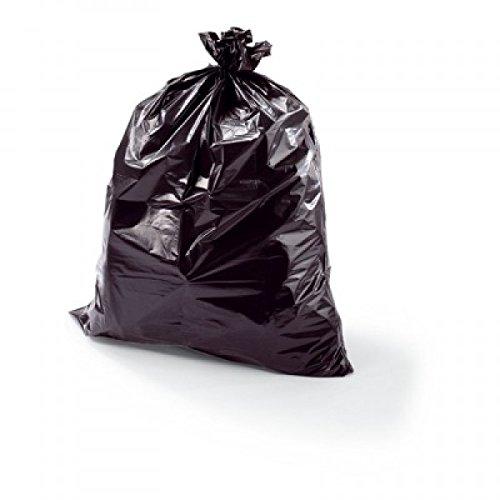 Bolsas negras de basura tamaño cm-90 x 120-Caja de 30 bolsas ...