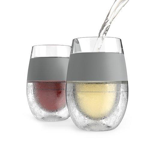 HOST Freeze Cooling Wine Glass, Set of - Cooling Glasses